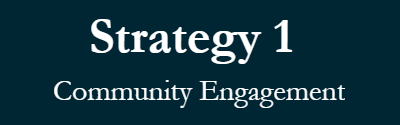 Strategy 1 Community Engagement