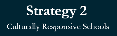 Strategy 2 Culturally Responsive Schools