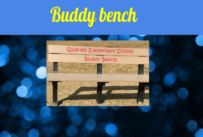 GQES Buddy Bench