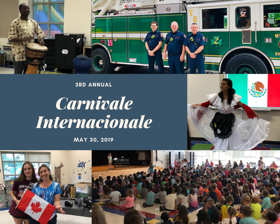 3rd Annual Carnivale Internacionale May 30, 2019