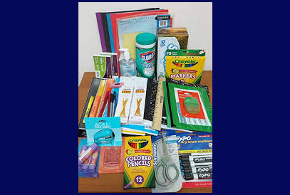 DMIS Back to School Donations