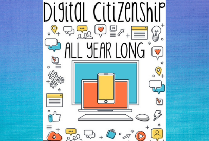 Digital Citizenship All Year Long