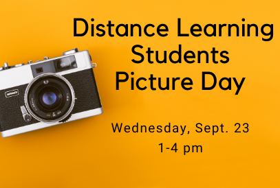 Distance Learning Picture Day at GQES