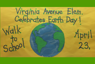 Earth Day- Walk to School