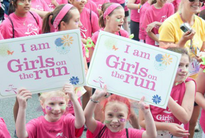 Girls on the run Shenandoah Valley