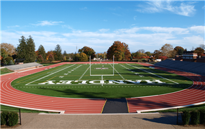 image of the Handley Bowl football field