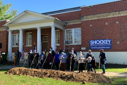 Douglas School Groundbreaking Ceremony