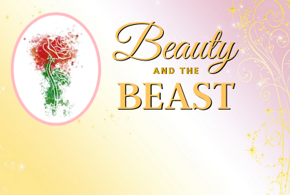Beauty and the Beast background