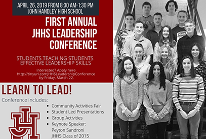 JHHS FIrst Annual Leadership Conference
