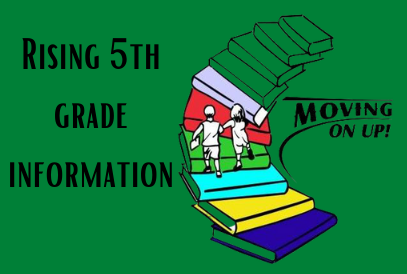 Rising 5th grade Information for GQES