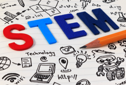 STEM background