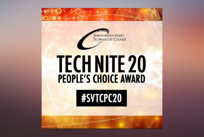 Please vote for the Serco People's Choice Award