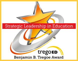 Benjamin B. Tregoe Award for Strategic Leadership in Education image