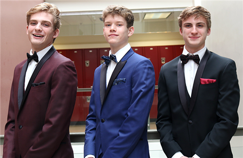Tuxedos for the Prom