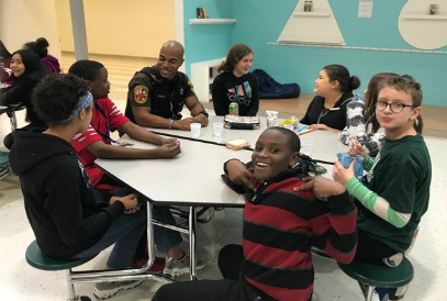 Winchester City Sheriff's Department visits DMMS
