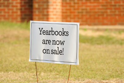 GQES Yearbooks on Sale