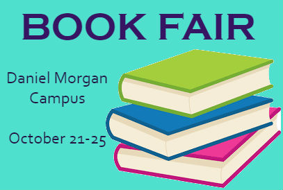 Daniel Morgan Book Fair