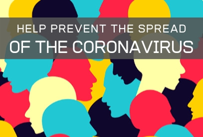 Coronavirus Update background