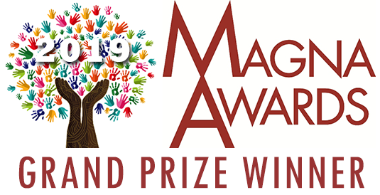 Magna Award Grand Prize Winner graphic