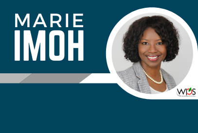 Marie Imoh New School Board Chair