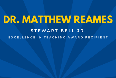 Stewart Bell Jr. Award Announced
