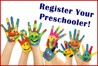 Preschool Registration background