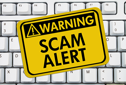 Watch Out for Email Scams