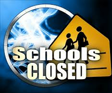 Schools Closed image