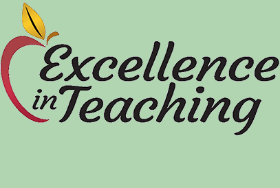 Excellence in Teaching background