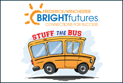 Stuff the Bus 2020 background