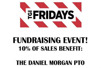 TGI Friday's Fundraiser