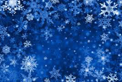 Winter Concert and Snowflakes