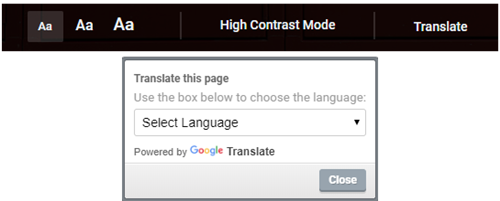 Smore Translate page