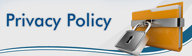 Internet Privacy Policy header