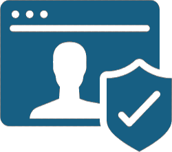 Internet Privacy Policy icon