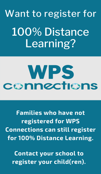 register for WPS Connections